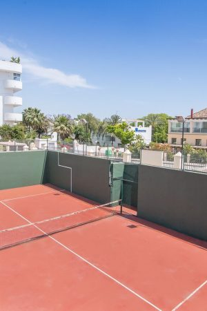 Tennis Court - Villa SimVid